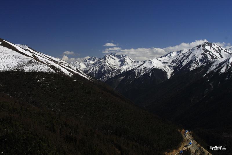 雪山和我们走过的路.jpg